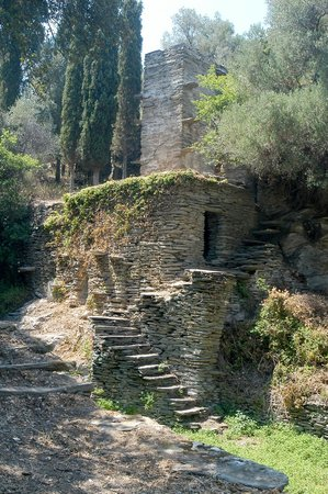 Trekking Andros & Outdoor Activities: watermill