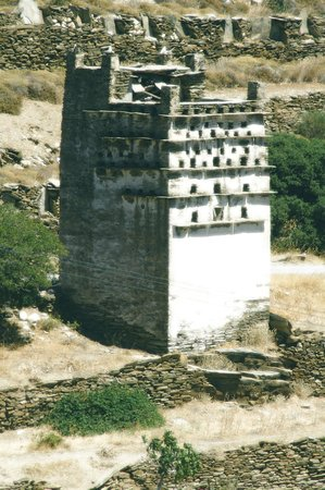 Trekking Andros & Outdoor Activities: Pigeon House