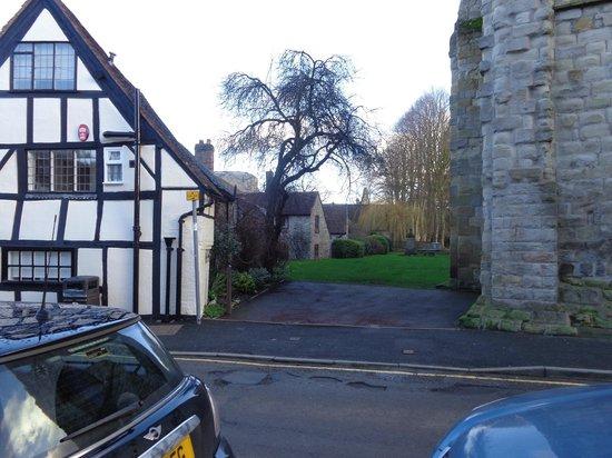 Much Wenlock Priory: Much Wenlock