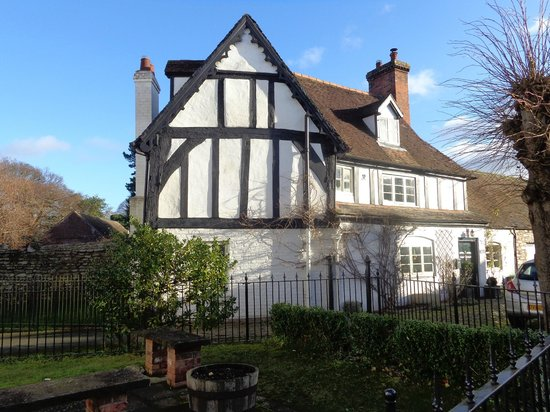 Much Wenlock Priory: Wenlock The Town