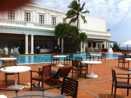 Mount Lavinia Hotel : Pool