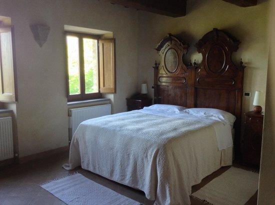 Relais Monastero di San Biagio : Camera da letto