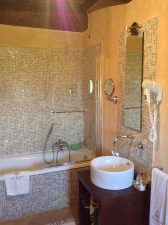 Relais Monastero di San Biagio : Bagno in camera