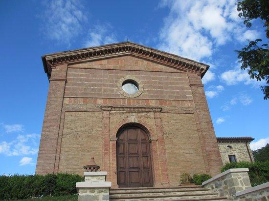 Relais Monastero di San Biagio : La vecchia chiesa
