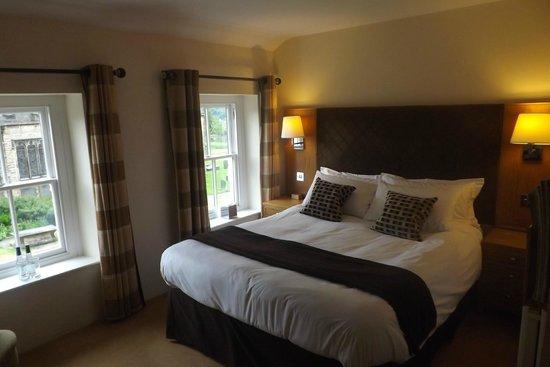 Sun Inn: Room view