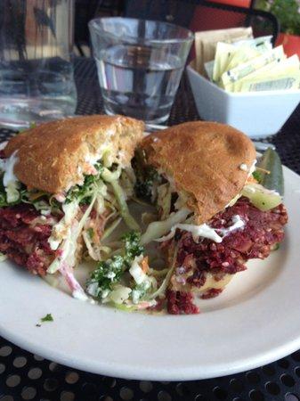 Marie Catrib's of Grand Rapids : Beet Burger