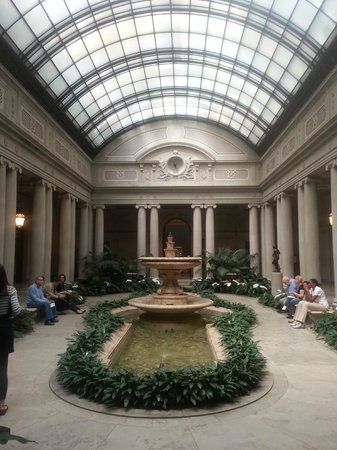 Frick Collection: lovely