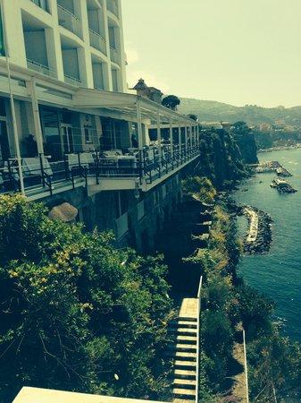 Hotel Parco dei Principi: La foto delle camere cosiddette superior con busta mare