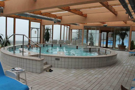 Silvanus Hotel Visegrad: Wellness centre