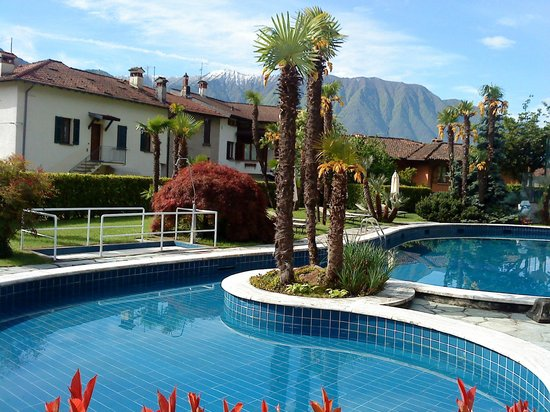Hotel Villa Edy: Piscine