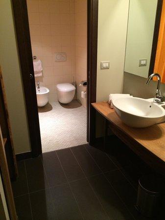Hotel Langhe: Bagno