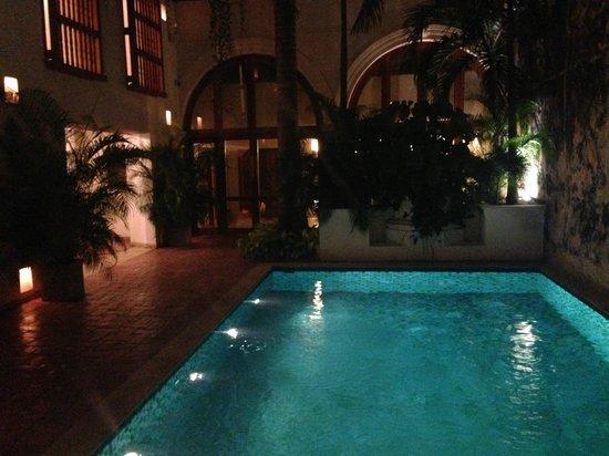 Hotel Casa San Agustin: VISTA