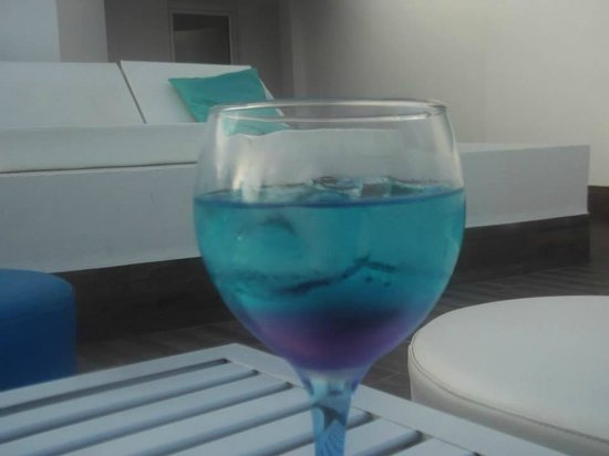 SENTIDO Punta del Mar: daily cocktail