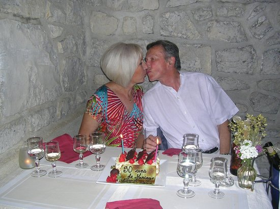 L'Olivier de Paiolive : Le couple des noces d'or