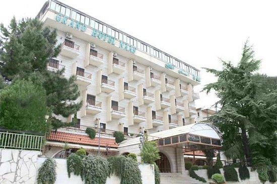 Bikfaya, Libanon: Grand Hotel Naas