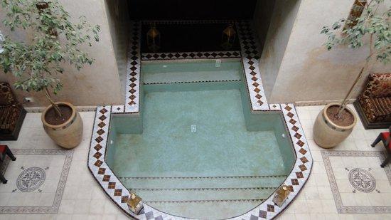 Riad Argan : pool