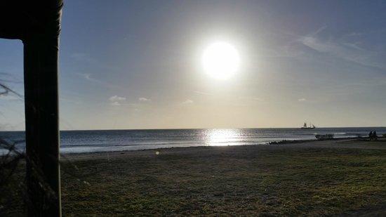 De Palm Tours: Sun setting