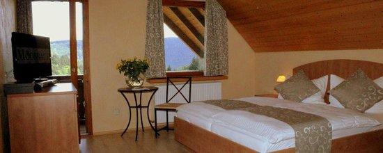 Gasthof Pension Moosbach: Gästezimmer