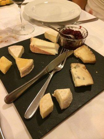 Osteria Italia : Selezione di formaggi