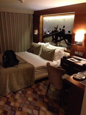 Levni Hotel & Spa: My room on the fifth floor