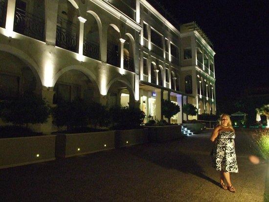 Corfu Mare Boutique Hotel: The hotel