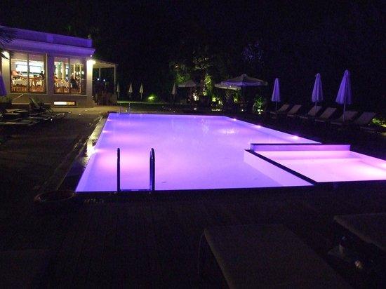 Corfu Mare Boutique Hotel: the pool