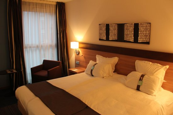 Holiday Inn Mulhouse : Guest room
