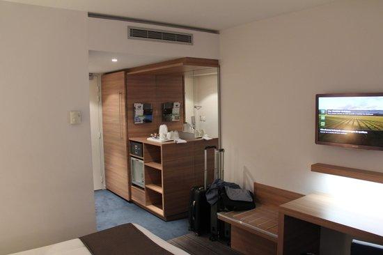 Holiday Inn Mulhouse : Guest room