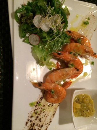 Kilina Hotel : cuisine à la plancha