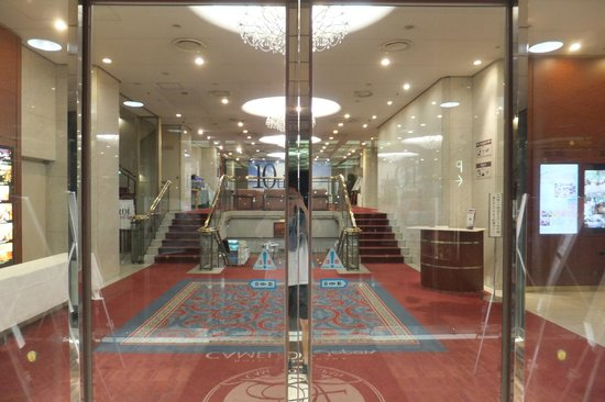 Camelot Hotel: L1 interior view