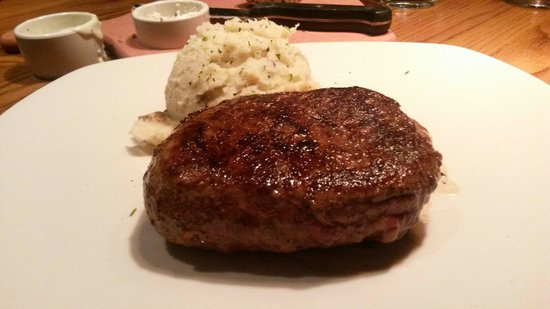 Outback Steakhouse : One big steak!