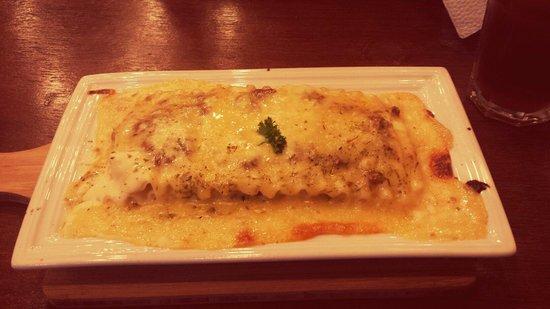 House Of Lasagna : Beef Lasagna