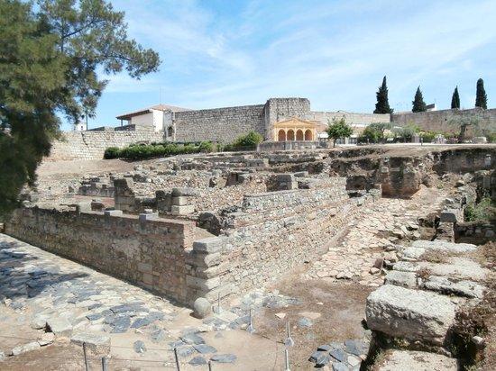 Roman Theater (Teatro Romano): Alcazaba