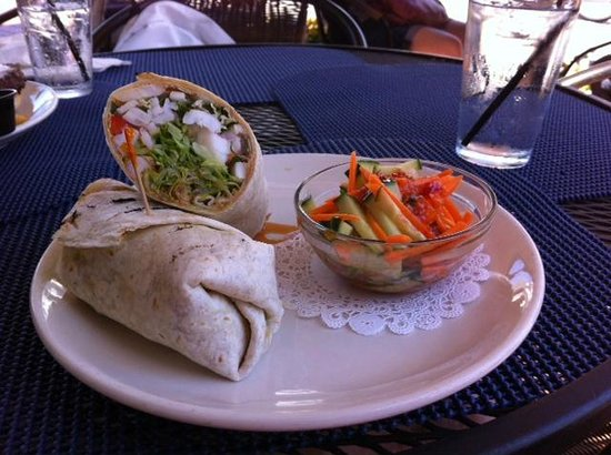The Seafood Grille at The Waterford : Thai Shrimp Roll