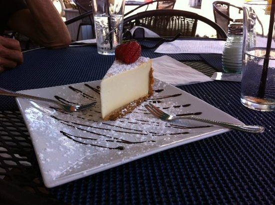 The Seafood Grille at The Waterford : N.Y. Style Cheesecake