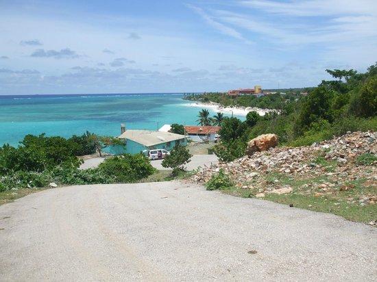 Hotel Playa Costa Verde: View from La Maison