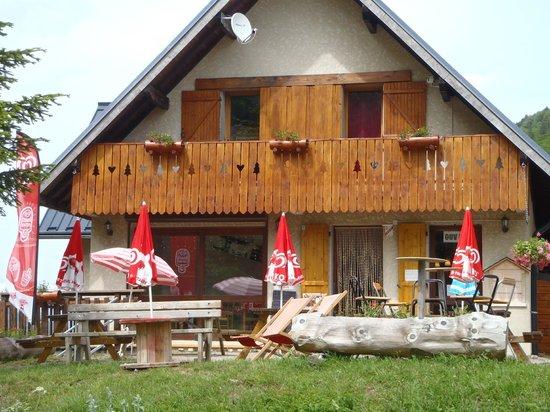 Chantelouve, Francia: Vue d'extérieur