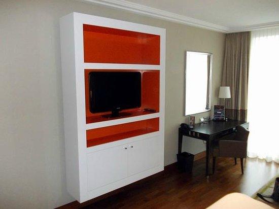 Sheraton Bratislava Hotel: Room