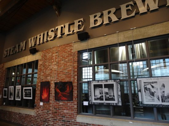 Steam Whistle Brewery: Brewery