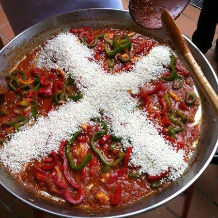 Barcelona Slow Travel : Adding the Bomba Rice