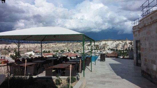 Doors Of Cappadocia Hotel: The breakfast view