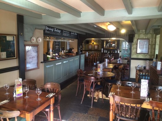 THE WHITE LION INN, Telford - Holyhead Rd - Restaurant Reviews