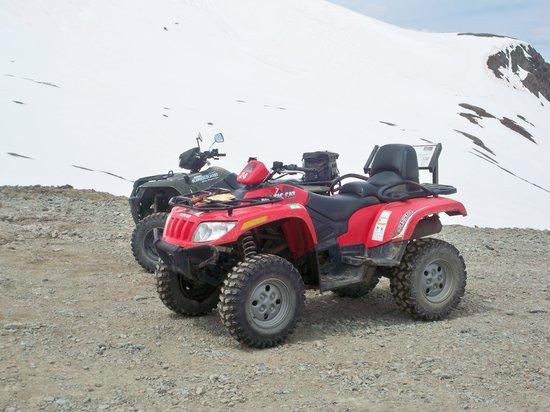 San Juan Backcountry: Our ATVs