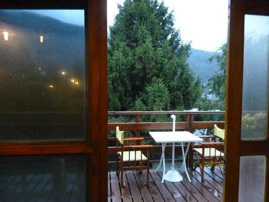 Patagonia Plaza: Vista desde la piscina