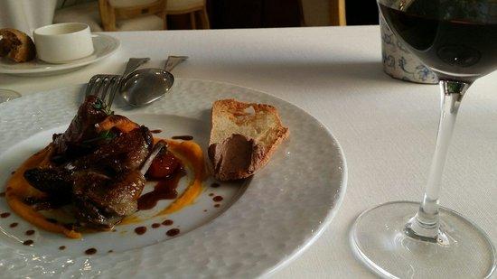 Restaurante El Tres: Pichón