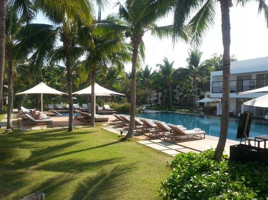 Putahracsa Hua Hin : one of the pool areas
