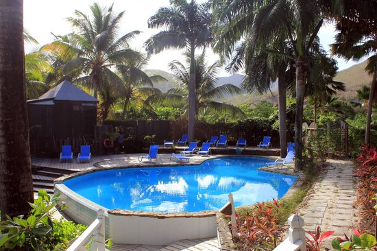 COCOS Hotel Antigua: Hotel pool
