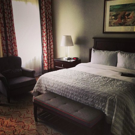 Le Meridien Dallas, The Stoneleigh: Guestroom