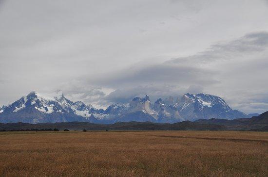 Patagonia Camp: Enjoy the view