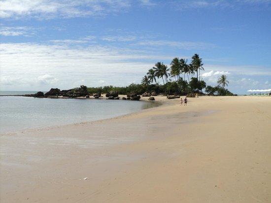 Segunda Praia Beach: lugar bonito para ficar